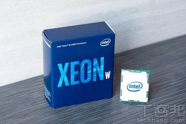 英特爾近日也針對創作者電腦發表Intel Xeon W-2200和Intel Core X系列處理器,加速深度學習工作,而Intel Xeon W-2200是應用在高階的創作平台。