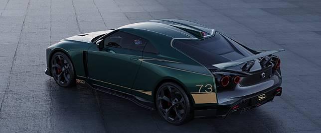 售價達到歐元990,000起,預計明年起交車及於瑞士日內瓦車展中亮相。(互聯網)