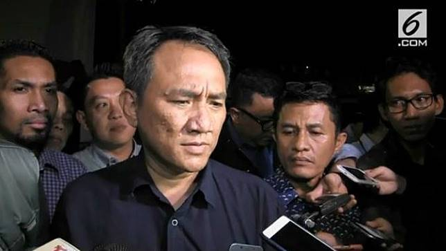 Wakil Sekretaris Jenderal Demokrat Andi Arief Andi Arief