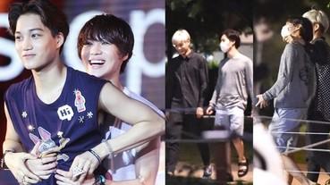 回顧 KAI 被拍到的 3 次祕密約會!除了女團成員外 竟跟 SHINee 泰民有過一段浪漫基情?