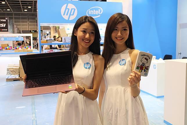 HP Spectre 13-af074TU Notebook 原價$18,499,會場優惠價$999,限售1部。