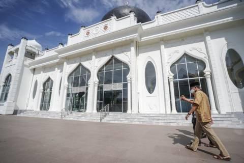 Sandi Singgah ke Masjid Rahmatullah Aceh: Saksi Bisu Tsunami, Jadi Wisata Religi (2)