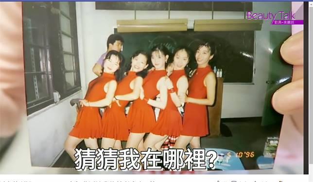 劉真粉專小編今(27)日在粉專發影片,當年政大校花嫩照曝光。(圖/翻攝自劉真臉書)