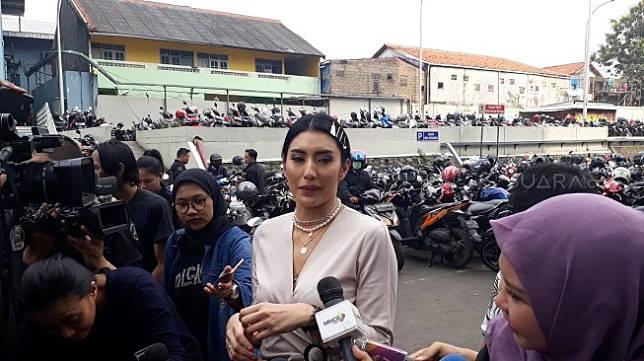 Tyas Mirasih [Suara.com/Wahyu Tri Laksono]
