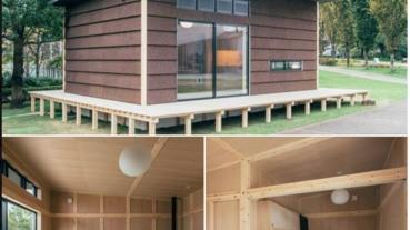 給你五星級無印的窩:MujiHUT小屋計劃