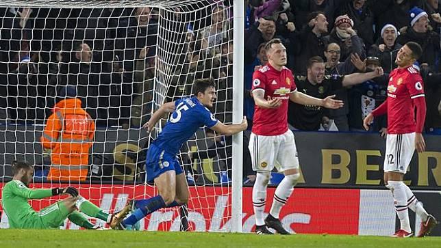 Leicester City Bisa Jadi Batu Sandungan untuk MU