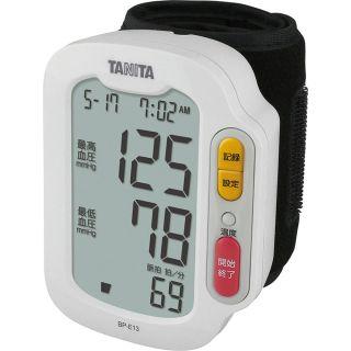 [TANITA]手首式血圧計