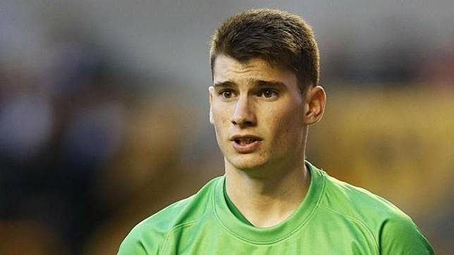 Kiper Dinamo Zagreb Calon Pengganti De Gea di MU?