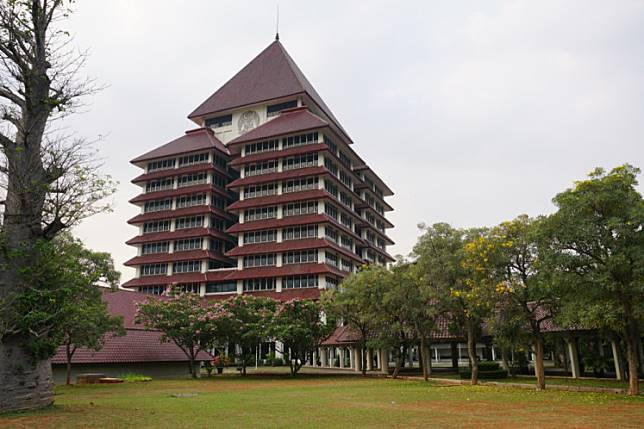 The University of Indonesia (UI) is ranked in the range of 601-800 in the world.