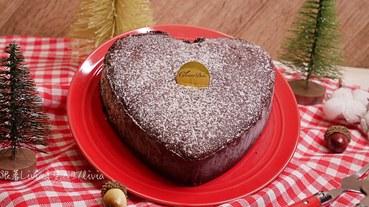 【聖誕節甜點宅配】起士公爵 75%皇家布朗尼│80%比利時手工生巧克力│巧克力控 跟著Livia享受人生