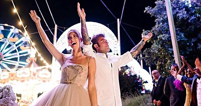 Pernikahan Chiara Ferragni dan Fedez, Royal Wedding versi Miliarder Italia