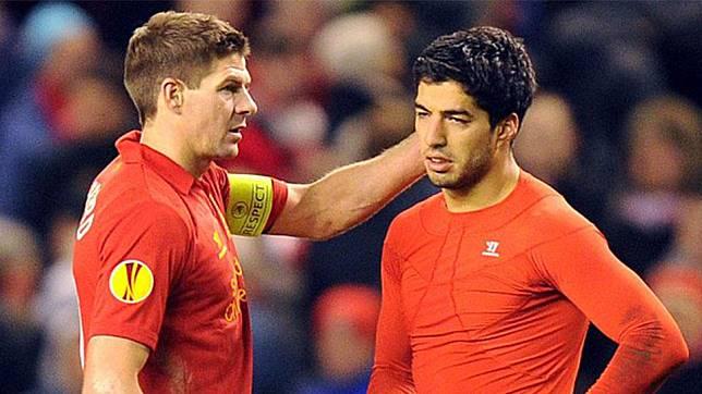 Terungkap! Gerrard Jadi Biang Kerok Luis Suarez Batal ke Arsenal