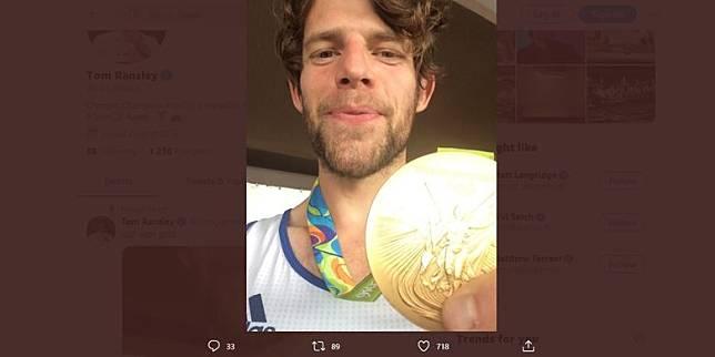 DOK. Twitter Official Tom Ransley/twitter.com/tom_ransley