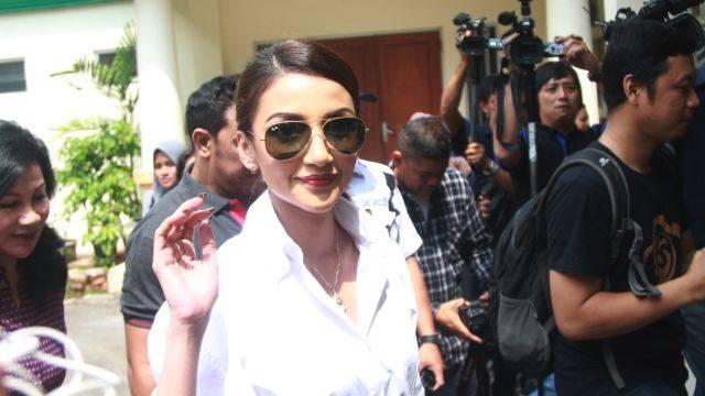 Tsania Marwa di KPAI. (Foto: Dok. Munady Widjaja)
