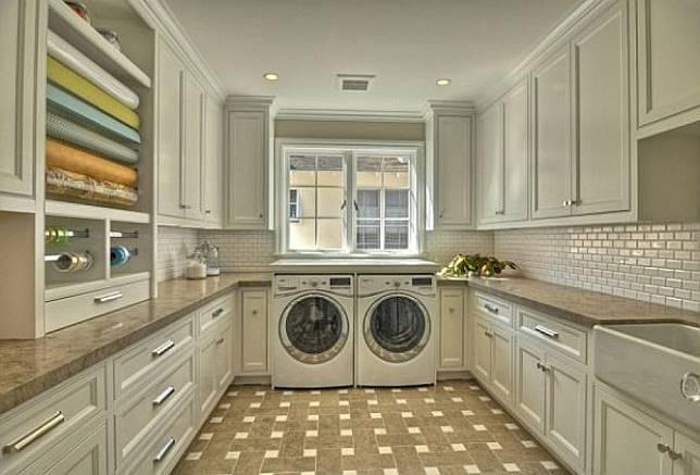 Ide Desain Ruang Laundry yang Efisien dan Menarik