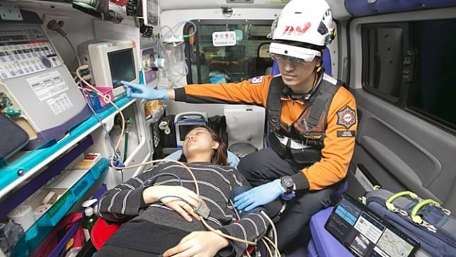 เกาหลีใต้ เริ่มใช้ ระบบ 5 G ของค่ายมือถือชั้นนำในการกู้ภัย-บริการทางการแพทย์