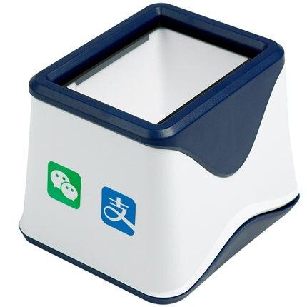掃碼槍 愛寶手機微信支付寶掃碼盒子二維碼螢幕掃描平臺商超餐飲收銀掃碼器收錢盒子掃碼槍收錢器