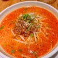 黒酢麻辣坦々麺ランチ - 実際訪問したユーザーが直接撮影して投稿した新宿餃子馬馬虎虎 ルミネエスト新宿店の写真のメニュー情報