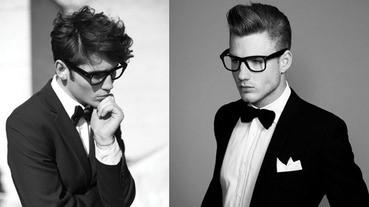 讓你化身氣質型男!4款眼鏡鏡框推介