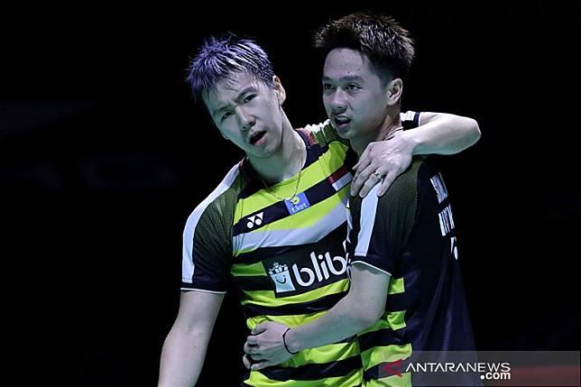 Jadwal semifinal China Open, Minions adu kekuatan dengan Fajar/Rian