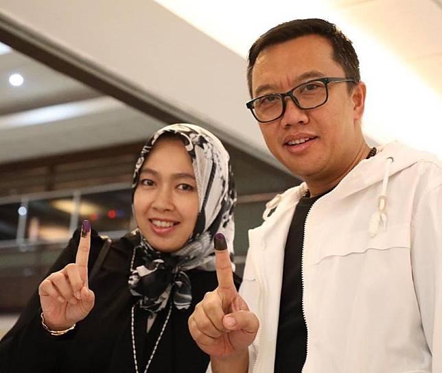 Inilah Sosok Shobibah Bahrawi, Istri Imam Nahrawi yang Berprofesi Sebagai Desainer Cantik