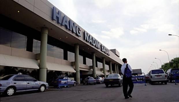 Bandara Hang Nadim, Batam. TEMPO/Santirta M