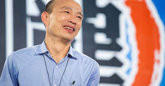 韓國瑜想翻身登總統大位 他曝:成敗就看月底2天