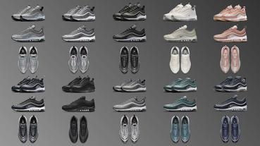 官方新聞 / 入手前先行預覽 Nike Air Max 97 秋季新款釋出