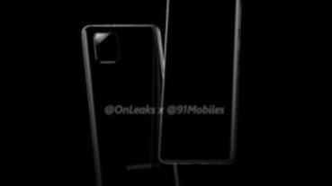 支援 S Pen、有 3.5mm 耳機孔,三星 Galaxy Note 10 Lite / A81 長這樣?