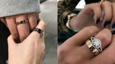 Cartier 讓每對戀人為之瘋狂! 3 個關於 Cartier LOVE 秘密