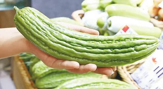 苦瓜含有一種名為「類奎寧」的蛋白質,會令子宮收縮,有機會導致流產,孕婦少食為妙。(互聯網)