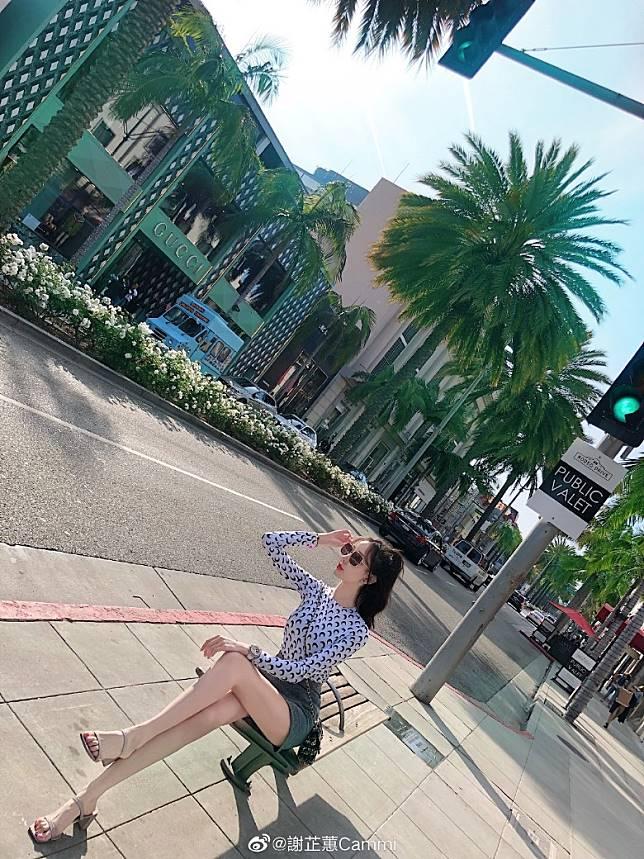 美國街拍。