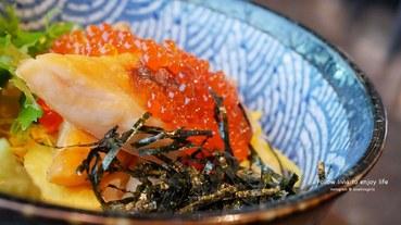 【大江購物中心餐廳】藍屋日本料理大江店 平價的日本料理│壽星用餐抽好禮 跟著Livia享受人生
