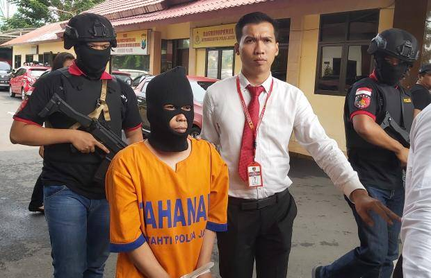 Ketua Ikatan Gay Tulungagung Dibekuk Polda Jatim, Ini Kasusnya