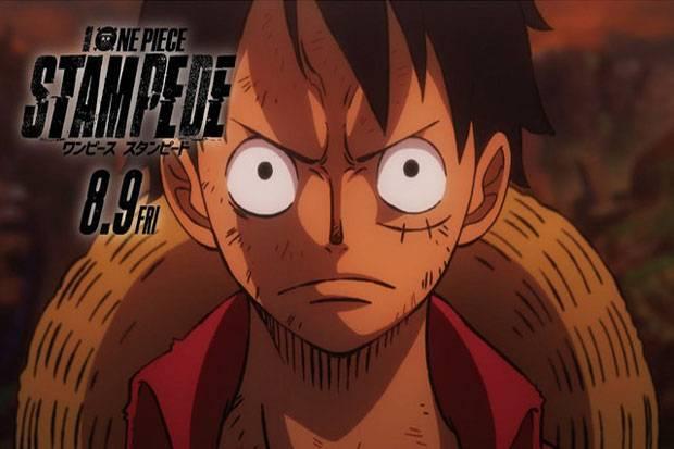 One Piece: Stampede Perkenalkan Musuh Terberat Luffy