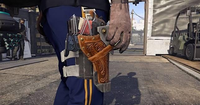 《全境封鎖2》今日改版「槍手」新特化職業登場,奇特槍套等你拿