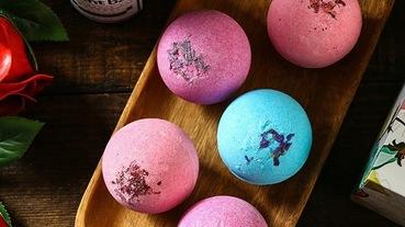 讓你愛上泡澡!6 款人氣沐浴球推薦,夏天泡澡也能輕鬆消脂
