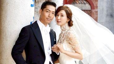 等找到一生摯愛再嫁!林志玲落淚與AKIRA台南宗祠大婚,全台灣人見證幸福的一刻