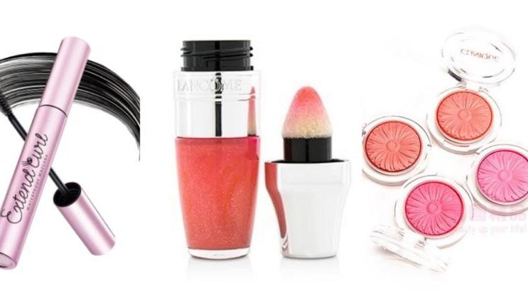 『平價彩妝』用千元以下彩妝單品,打造初次約會的粉嫩好氣色!