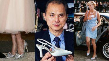 【10Why個為什麼】林志玲婚鞋選它、黛妃有超過100雙!Jimmy Choo憑什麼成為女人的夢幻逸品?