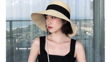 夏日度假草帽推薦!超大草帽、遮陽草帽、可折疊草帽推薦清單看這邊!