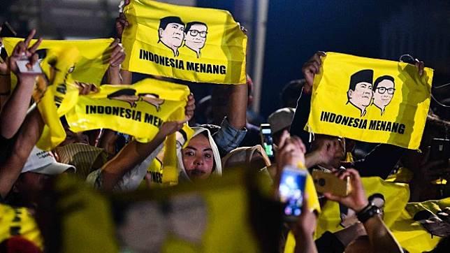 Hashtag Pendukung Prabowo Trending Dunia, Benarkah Situs KPU Diserang?
