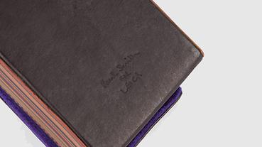 Paul Smith x Leica 英式彩虹皮套