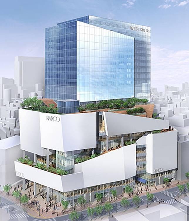 闊別了大家一段日子的「澀谷PARCO」將於2019年11月22日完成裝修重新開幕。(互聯網)