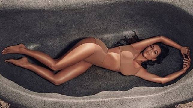 Kim Kardashian. (Instagram/@kimkardashian)