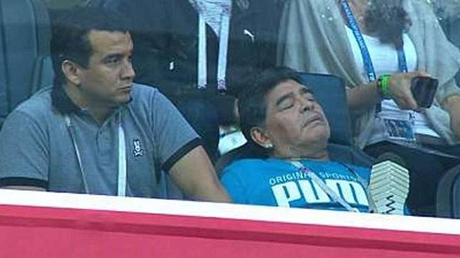 Malangnya Maradona, Diputusin dan Diusir dari Rumah oleh Tunangan