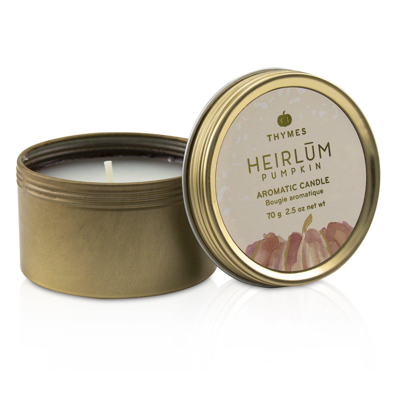 香百里 Thymes - 香氛蠟燭(錫製旅行裝)Aromatic Candle (Travel Tin) - Heirlum Pumpkin