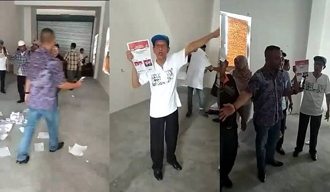 Surat Suara Tercoblos, TKN Jokowi Malaysia: Saat Digerebek, Pelakunya Lari