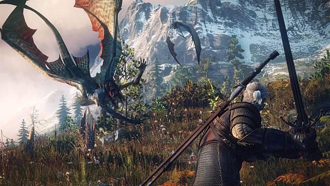 Keseluruhan Seri Game The Witcher Pecahkan Rekor Penjualan Baru