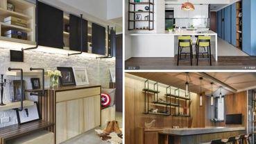 異材質的完美結合!12 款用鐵件打造創意的居家生活空間